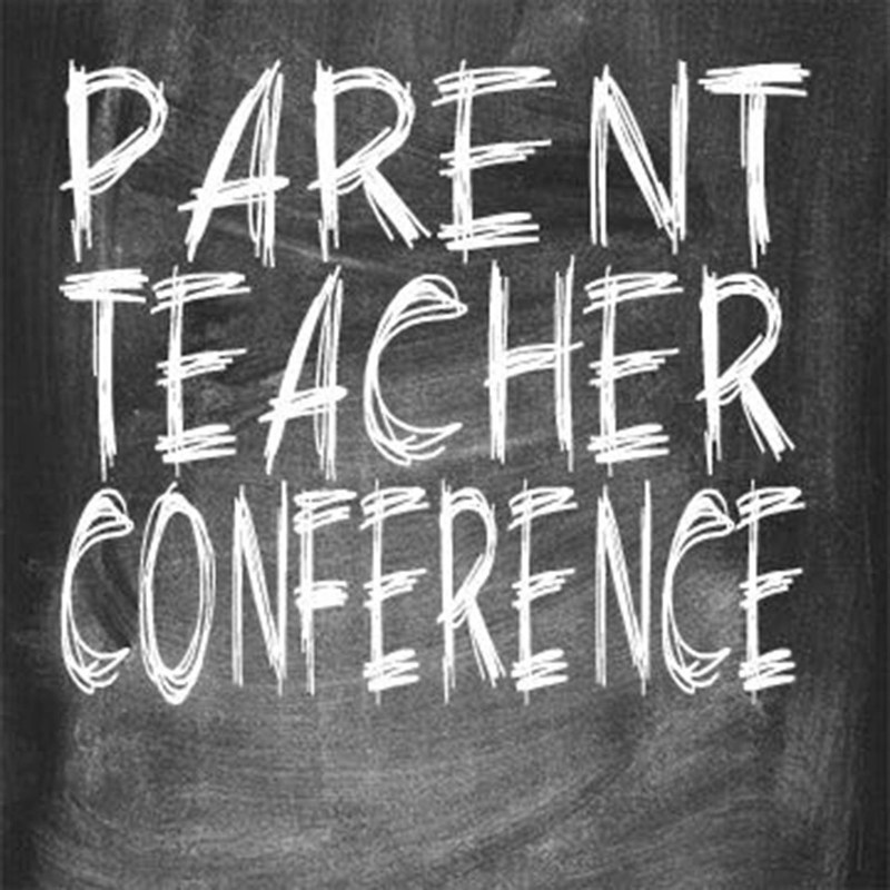 Parent Conference Schedule - Click here for the schedule Thumbnail Image