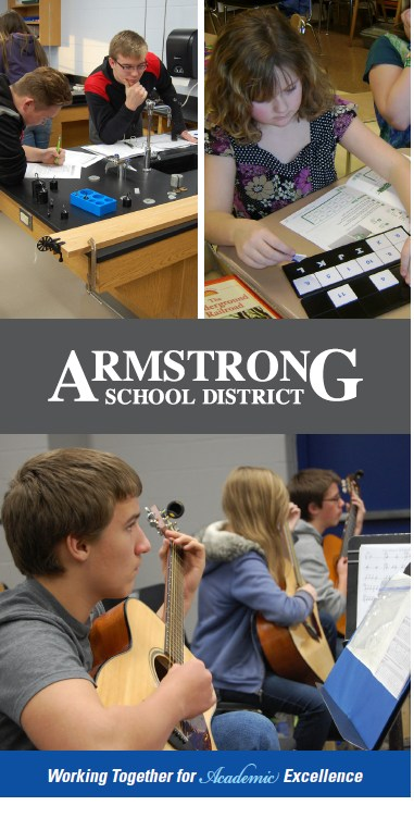Armstrong School District Brochure