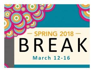 MWISD Spring Break March 12-16