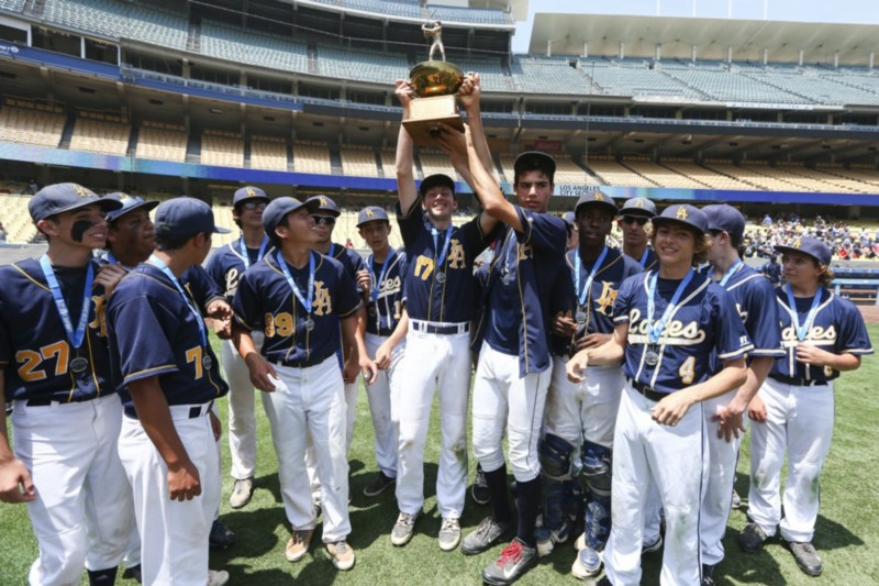 LACES Baseball wins Championship Featured Photo
