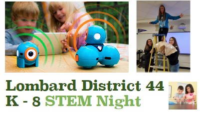 D44 K-8 STEM Night Thumbnail Image