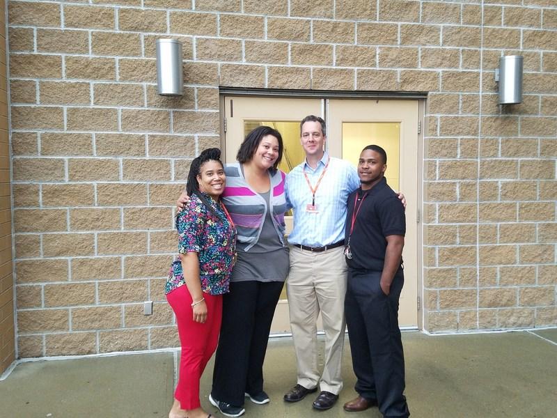 High School New Staff