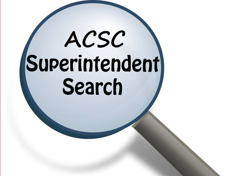 Announcement of ACSC Superintendent Search Thumbnail Image