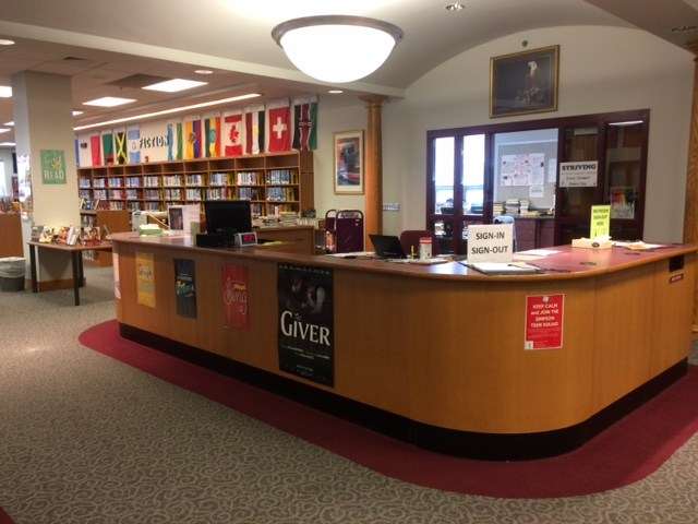 Welcome to the Mechanicsburg Middle School Library!