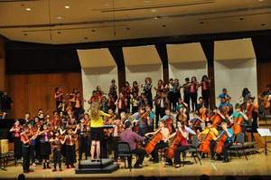 Spring 16 Strings Concert
