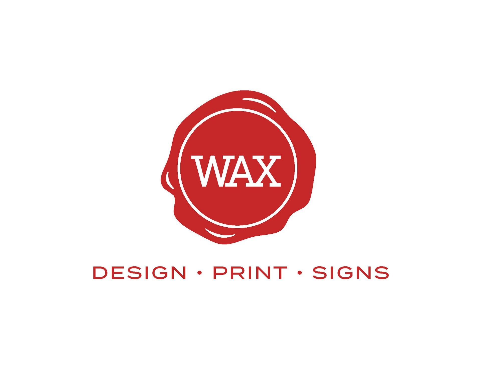 Wax Printing Logo