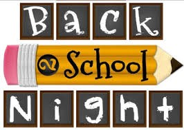 Back to School Night, Wednesday, September 4, 2019, 5:00pm-6:30pm Featured Photo
