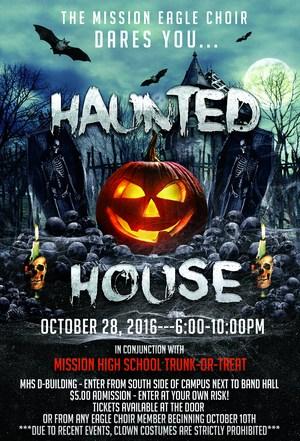 MHS Choir Haunted House Flyer 10.23.16.jpg