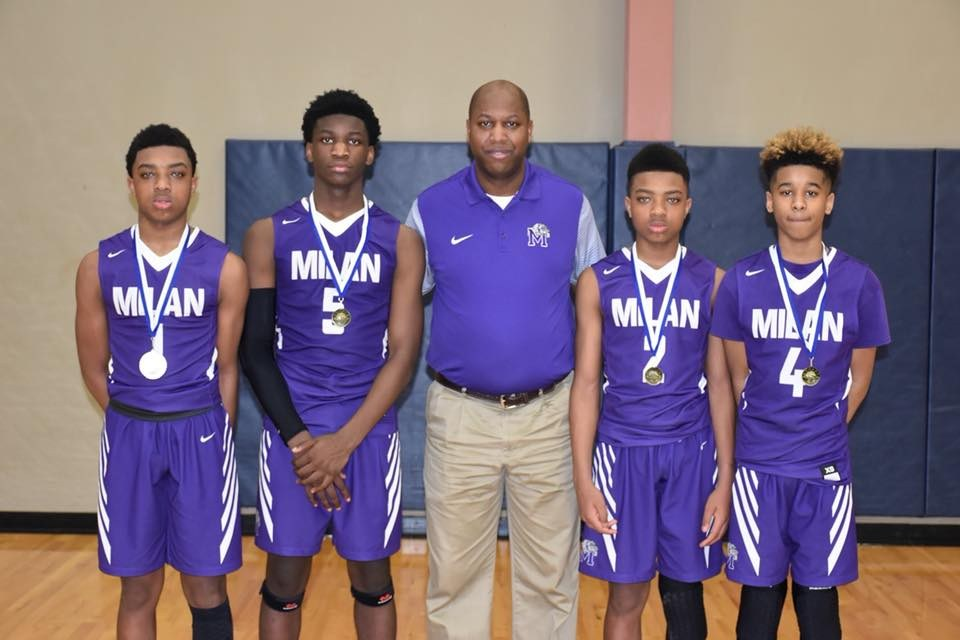 2018 Milan's Blue Suede All Tournament Players