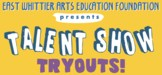 Talent show tryouts.