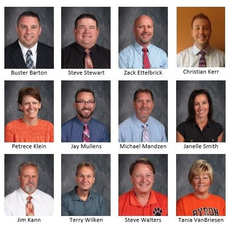 principals and directors picture collage