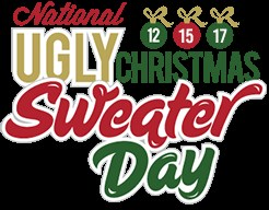 12 15 17 Ugly Christmas Sweater Day