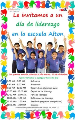 Join Us For Leadership Day Pic in Spanish