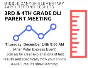 AAPPL Test Parent Meeting Notice.
