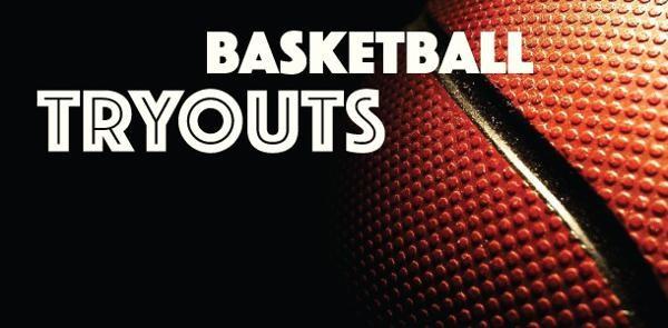 Basketball Tryouts Grades 5-8 Thumbnail Image