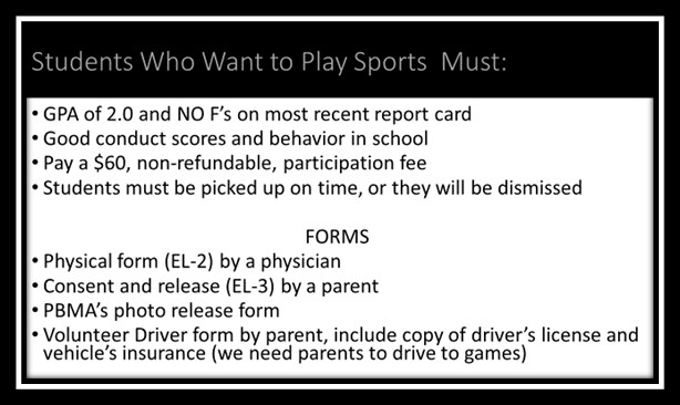 GPA Requirements for Sports