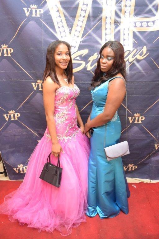 2 Invictus High School students