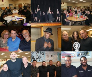 Pictures of Dancing for Autism Attendees