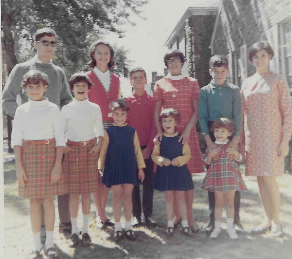 Julie's Family