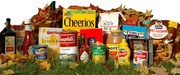 Picture of canned food.
