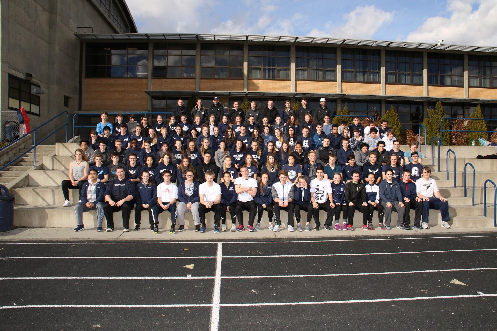 2016 Track & Field Team