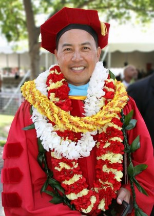 Baldwin Park Unified Superintendent Froilan N. Mendoza earned a doctorate in educational leadership from the University of Southern California on May 11.