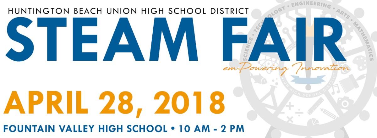 HBUHSD STEAM Fair