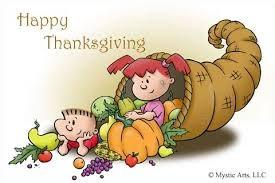 Thanksgiving Week Holiday & Break Thumbnail Image