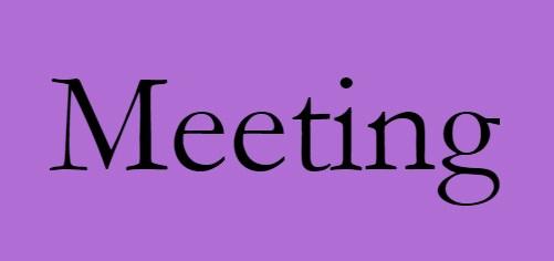 Site Council Meeting 11/15/2017 Thumbnail Image