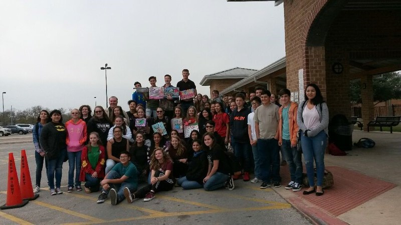 NJHS collects toys for children in Wilson County