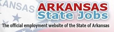 AR State Jobs Logo