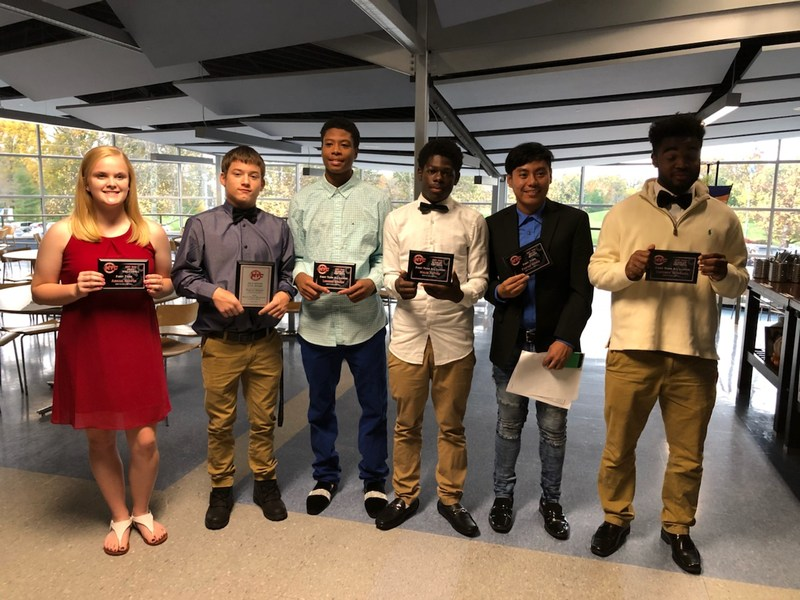 Miami Valley Conference Award Recipients for 2017