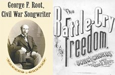 George F. Root, Civil War Songwriter, wrote The Battle Cry of Freedom