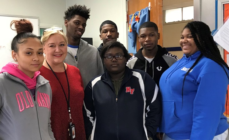 Mrs. Sandy Childs-Jones Receives SREB Grant to Assist AHS Seniors Featured Photo
