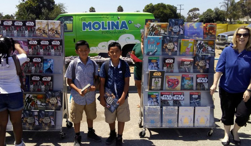 Photos from Barack Obama Charter's Annual Backpack Drive Featured Photo