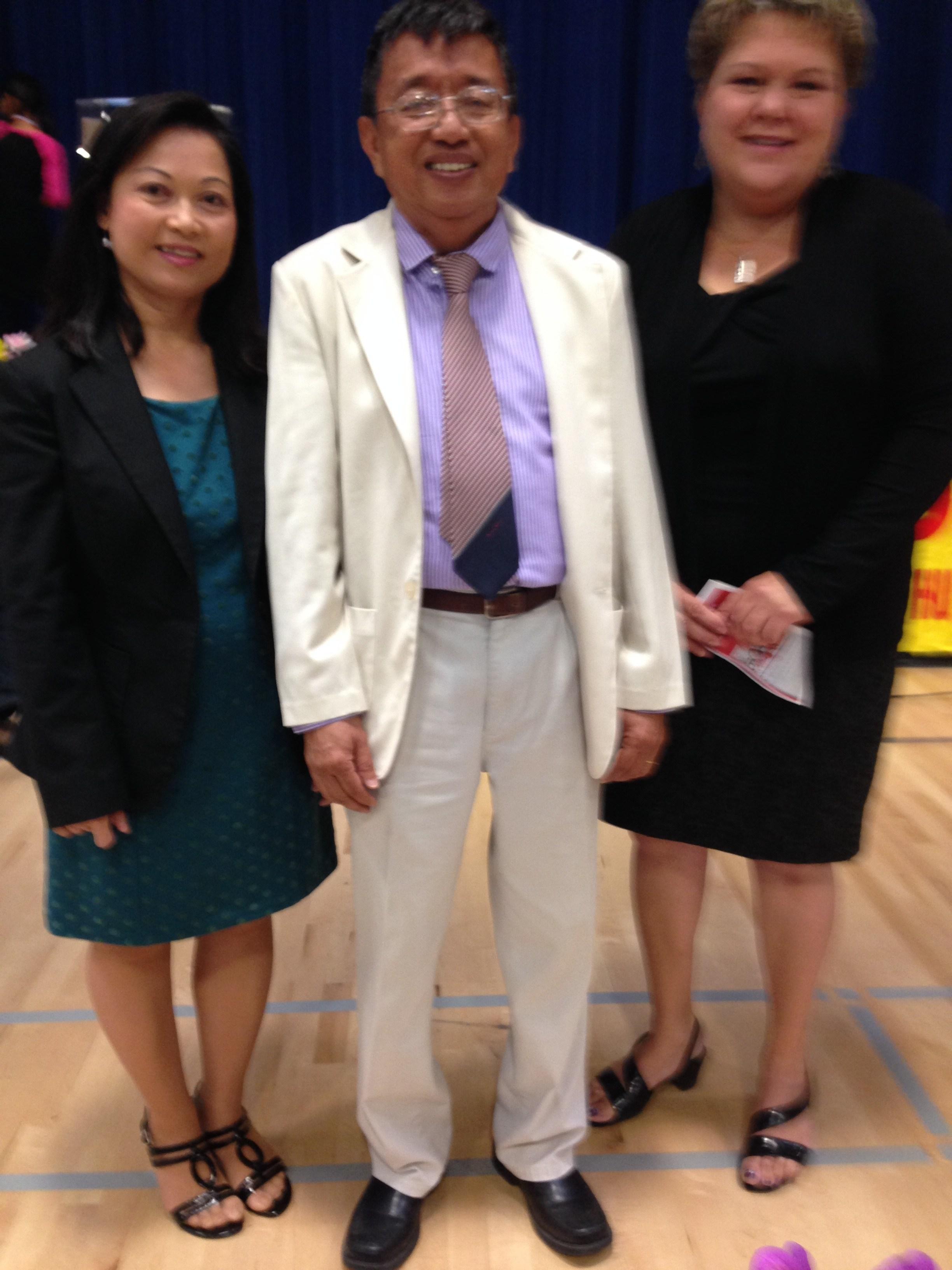 Partners: WSD & Westminster Vietnamese Language School