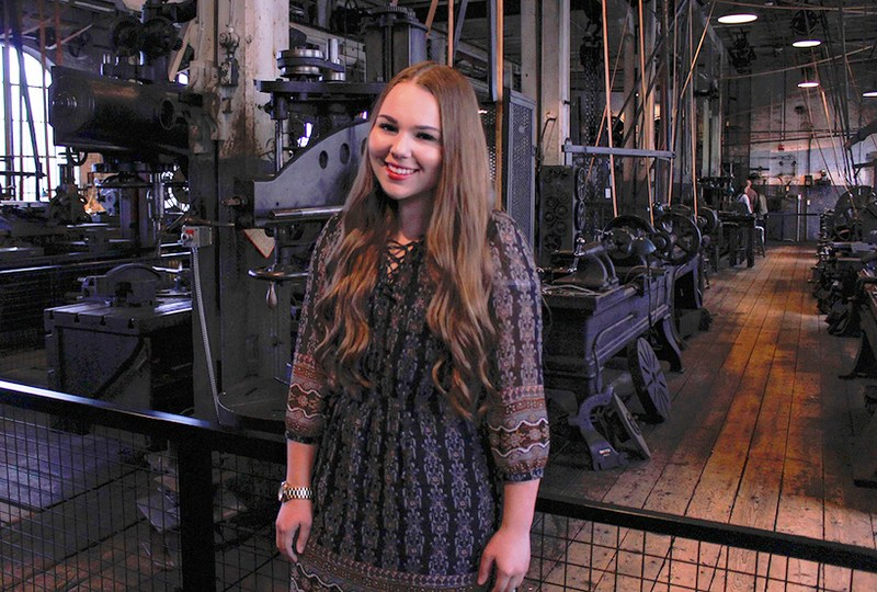Emily Koehne'18 Makes Waves in the World of STEM Thumbnail Image