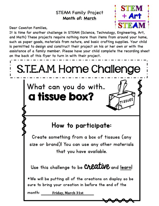 March STEAM Project