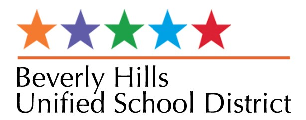 Beverly Hills Unified School District Logo
