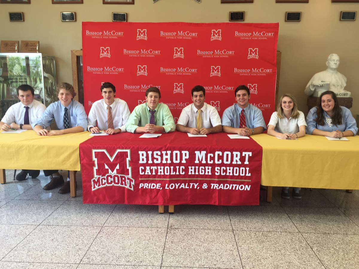 Bishop McCort Catholic High School da2222bd5
