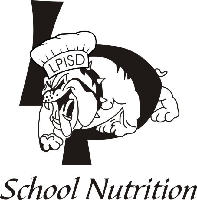 LP Bulldog chef logo
