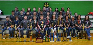 Buchanan Archery Champs