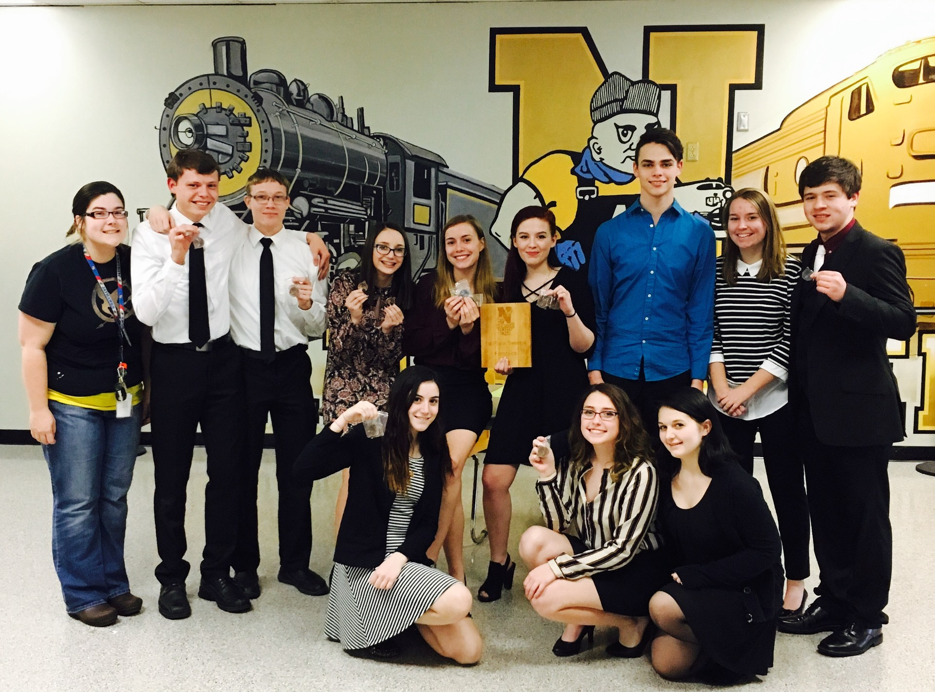 Newton Forensics Invitational 17