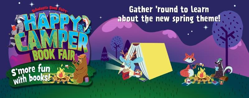 Elementary Book Fair Continues Thumbnail Image