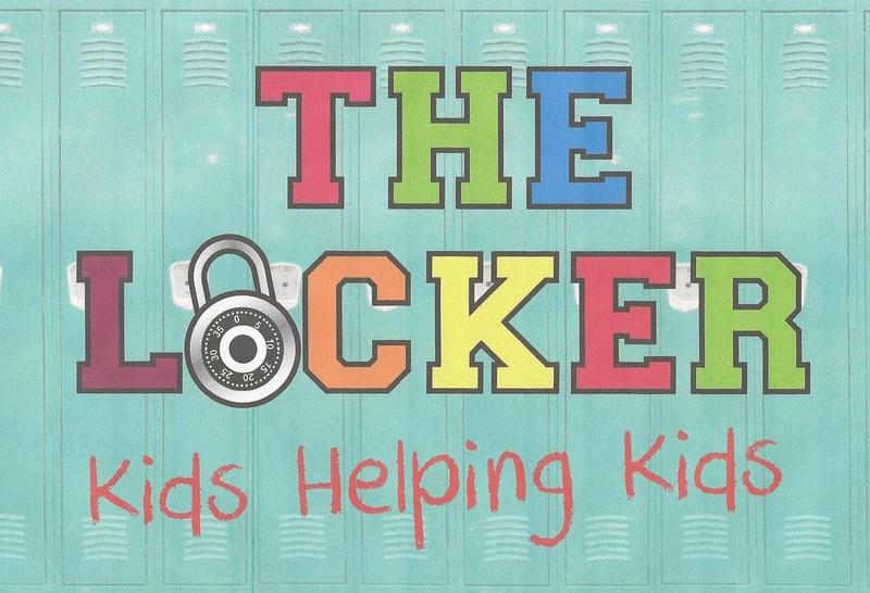 The Locker - Kids helping kids