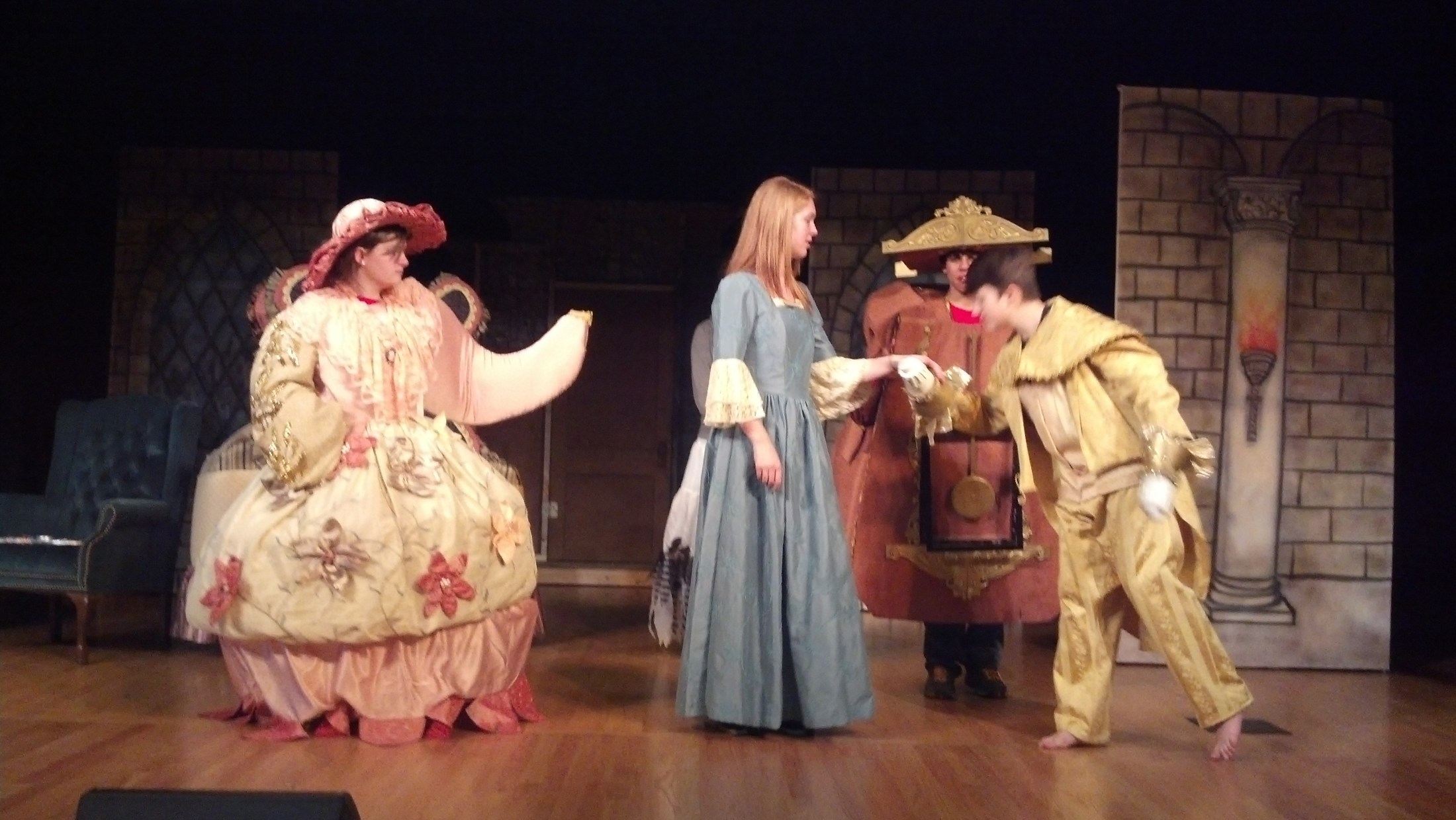Production Photo the 2015 Children's Theatre Production of