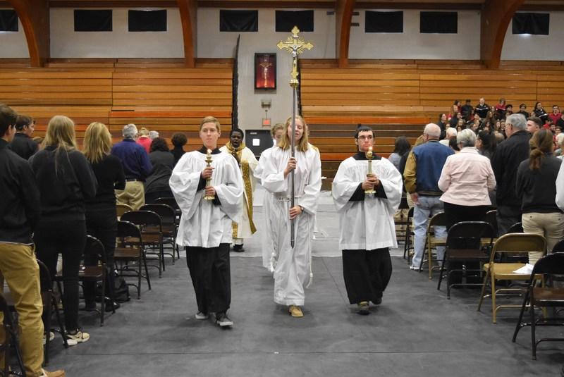 Mass and Mingle on Tuesday, November 21 Thumbnail Image