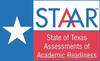 STAAR Logo for State Assessment test