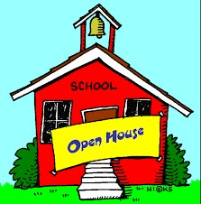 open house with school house