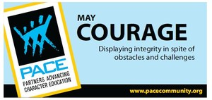 PACE Character Trait - May - Courage